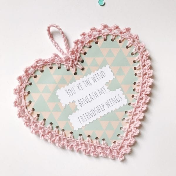 Galentines Picot Edging